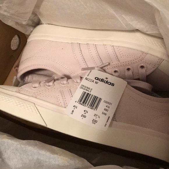 Adidas Originals Nizza Canvas Sneakers Women